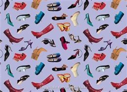 Shoe wrapping paper