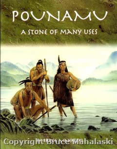 Pounamu- A Stone of Many Uses
