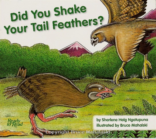 Did you Shake your Tail Feather