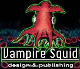 Vampire Squid Card