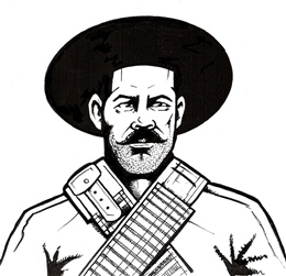 Pancho Villa (Mexican Revolutionary Leader)